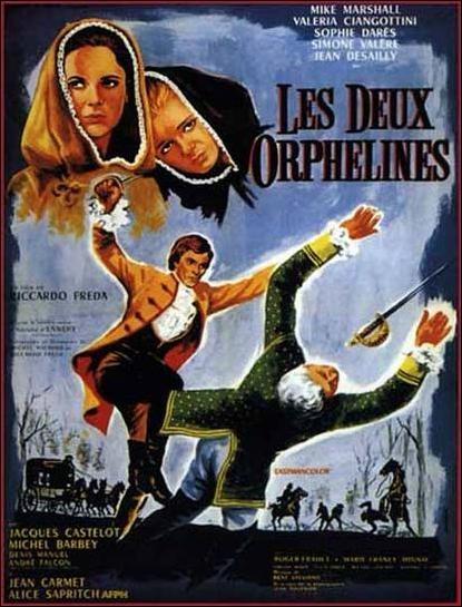 Две сиротки - Les deux orphelines
