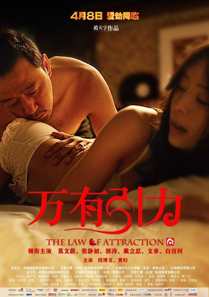 Законы привлекательности - Wan You Yin Li