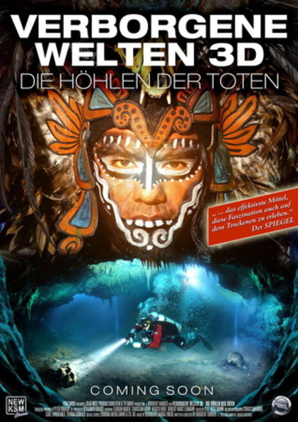 Скрытые миры 3Д: Пещеры мёртвых - Verborgene Welten 3D- Die Hoehlen der Toten