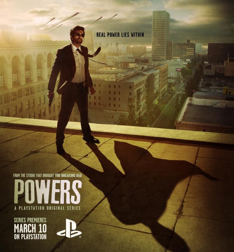 Сверхспособности - Powers
