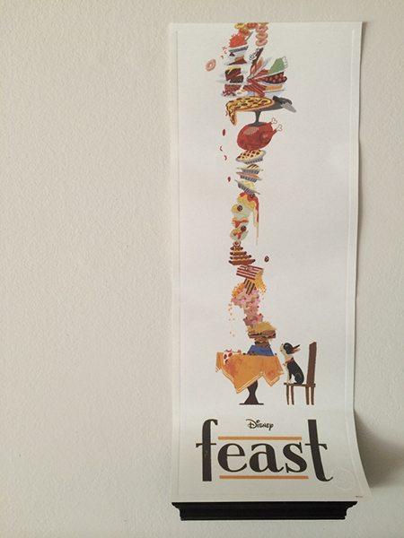 Меню - Feast