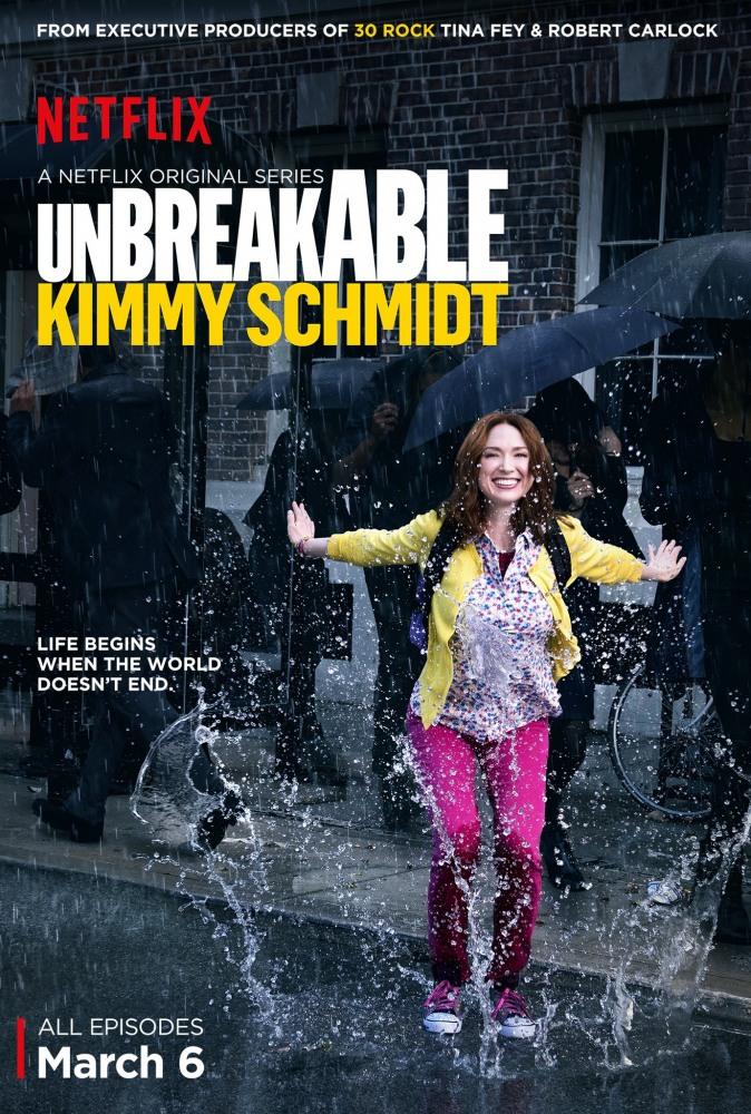 ����������� ����� ����� - Unbreakable Kimmy Schmidt