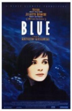 Три цвета: Синий - Trois couleurs: Bleu