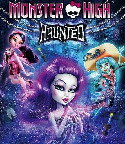 Школа Монстров: Призрачно - Monster High- Haunted