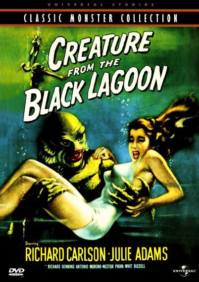 Создание из Чёрной лагуны - Creature from the Black Lagoon