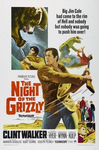 ���� ������ - The Night of the Grizzly