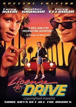 Водительские права - License to Drive