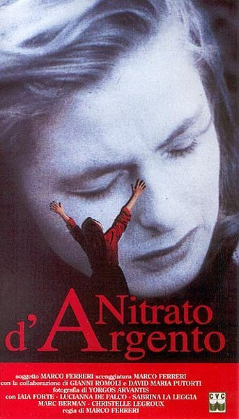Нитрат серебра - Nitrato d'argento
