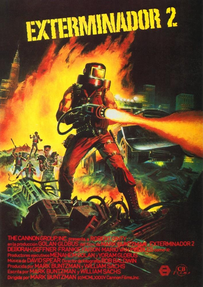 Мститель 2 - Exterminator 2