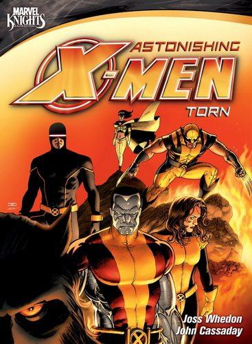 Удивительные Люди Икс: Битые - Astonishing X-Men- Torn