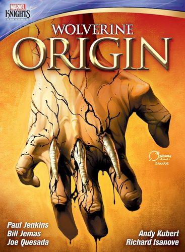 Росомаха: Начало - Wolverine- Origin