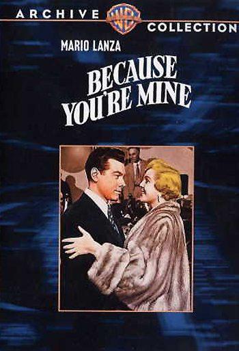 Потому что ты моя - Because You're Mine