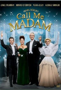 Назовите меня мадам - Call Me Madam