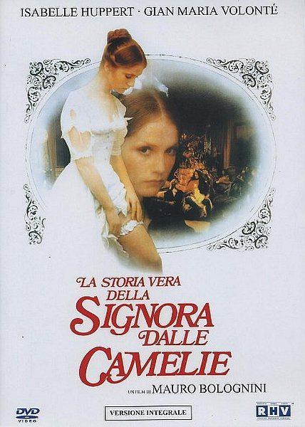 Подлинная история дамы с камелиями - La storia vera della signora dalle camelie