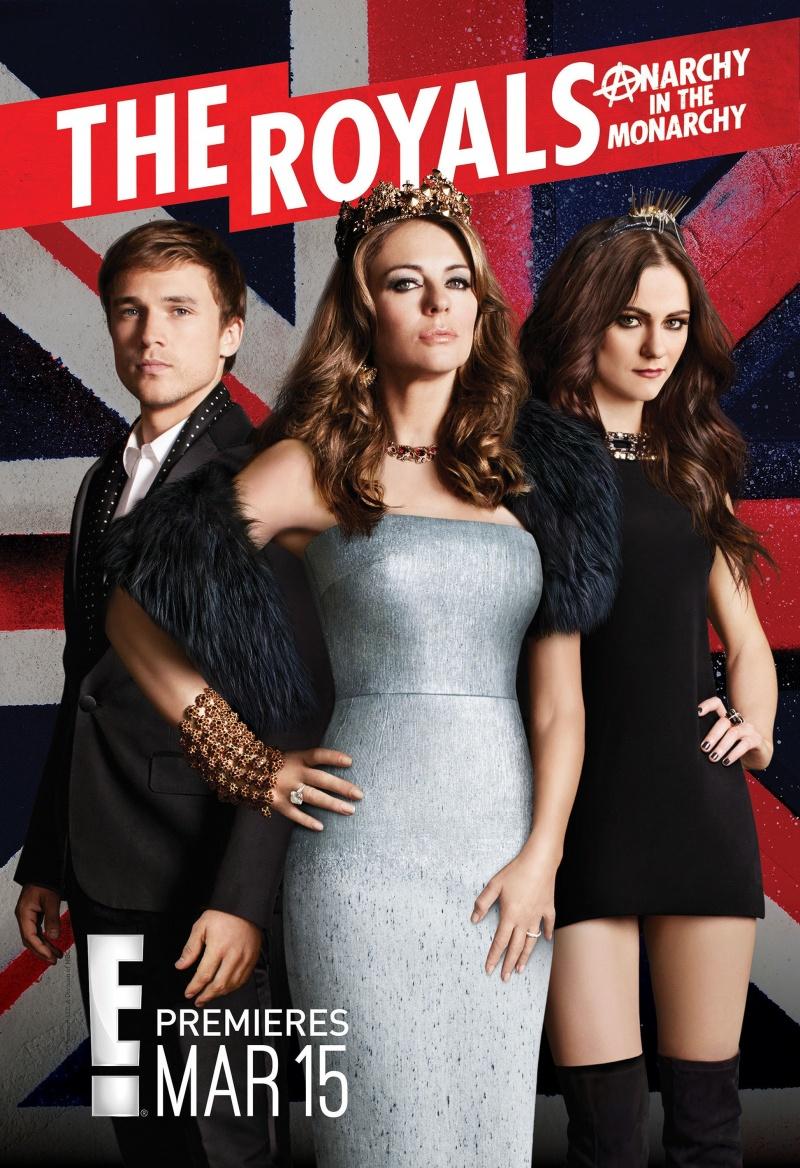 Члены королевской семьи - The Royals