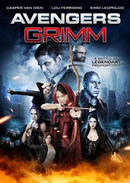 Мстители: Гримм - Avengers Grimm
