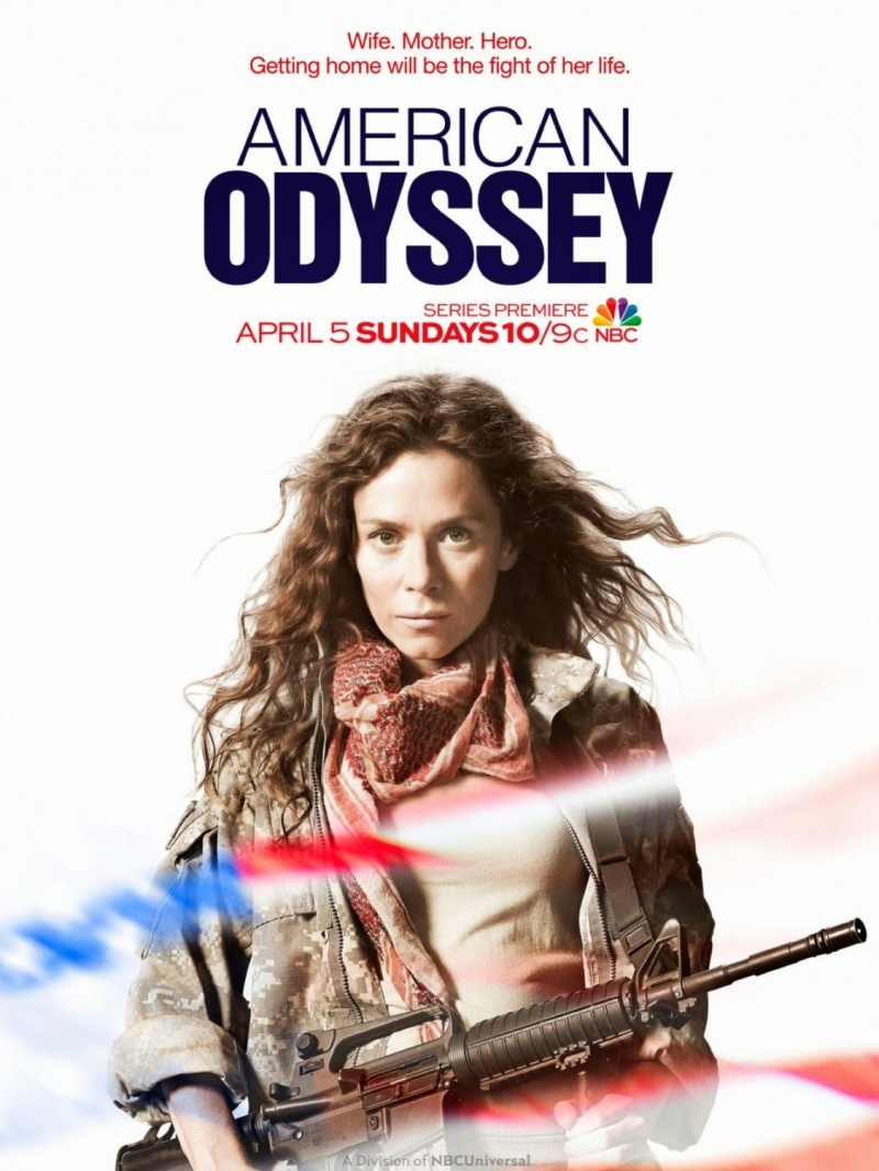 Американская одиссея - American Odyssey