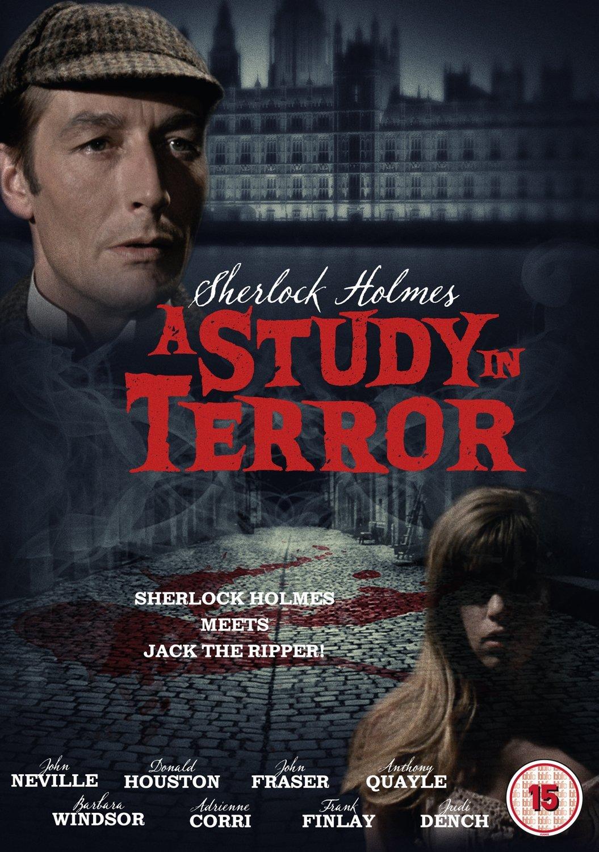 Шерлок Холмс: Этюд в кошмарных тонах - A Study in Terror