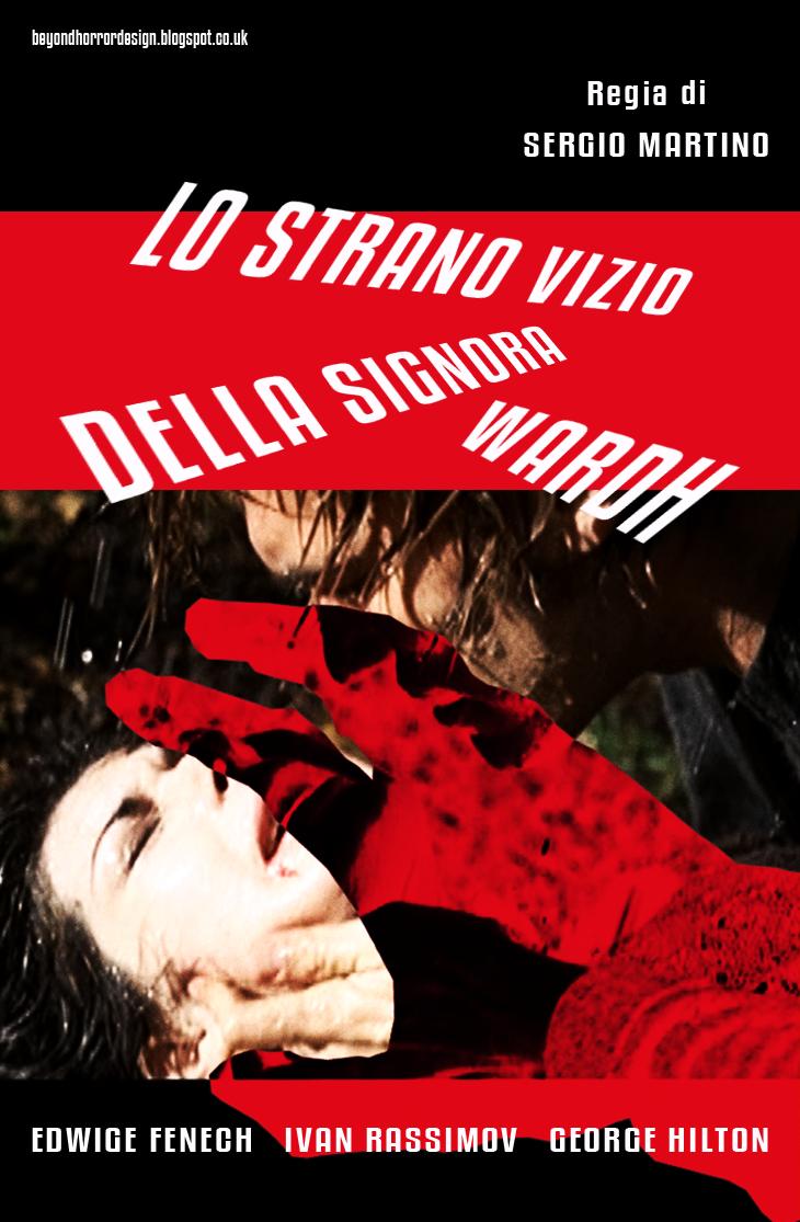 Странный порок госпожи Уорд - Lo strano vizio della Signora Wardh