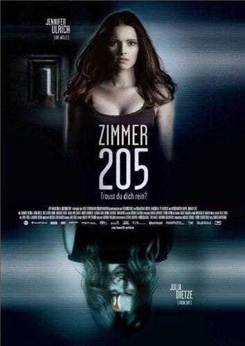 Комната страха №205 - 205 - Zimmer der Angst