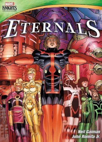 Рыцари Marvel: Вечные - Eternals
