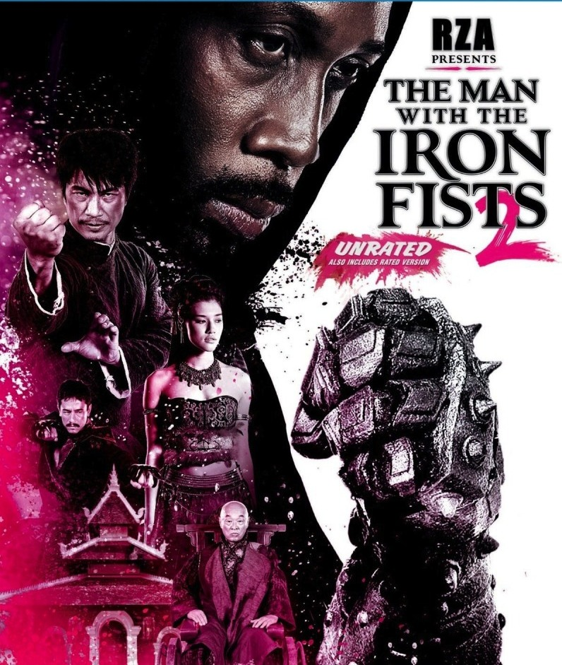 �������� ����� 2 - The Man with the Iron Fists 2
