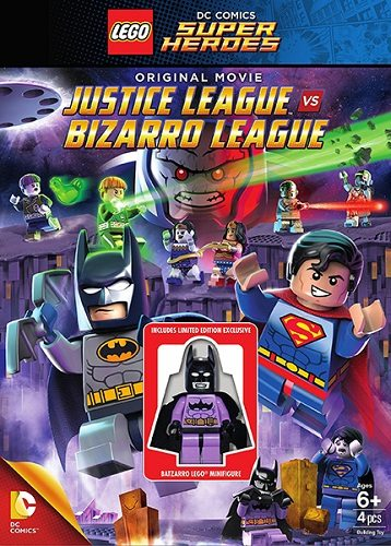 Лего супергерои DC: Лига справедливости против Лиги Бизарро - Lego DC Comics Super Heroes- Justice League vs. Bizarro