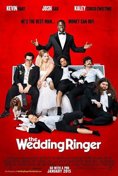 Шафер напрокат - The Wedding Ringer