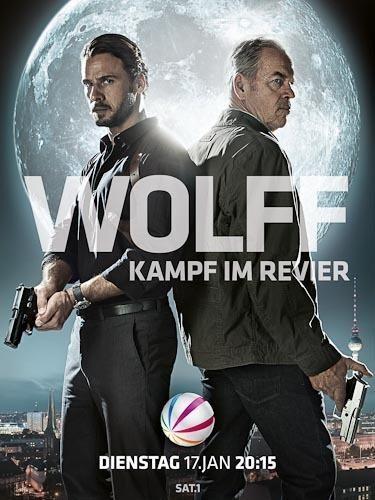 Вольф: Схватка в участке - Wolff - Kampf im Revier