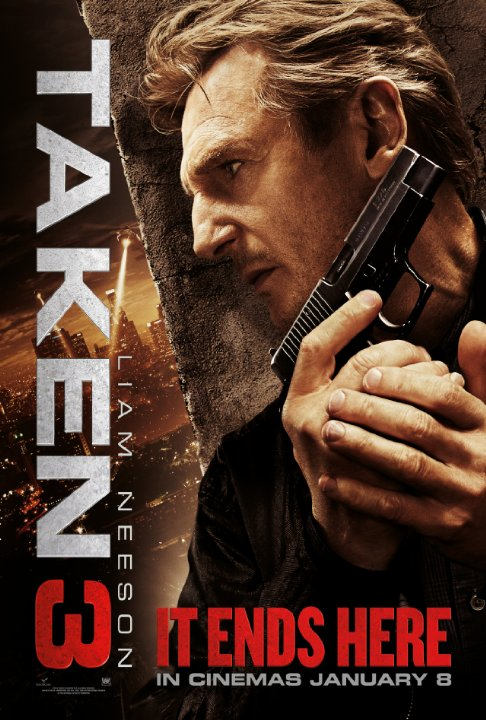 ��������� 3: �������������� ��������� - Taken 3- Bonuces