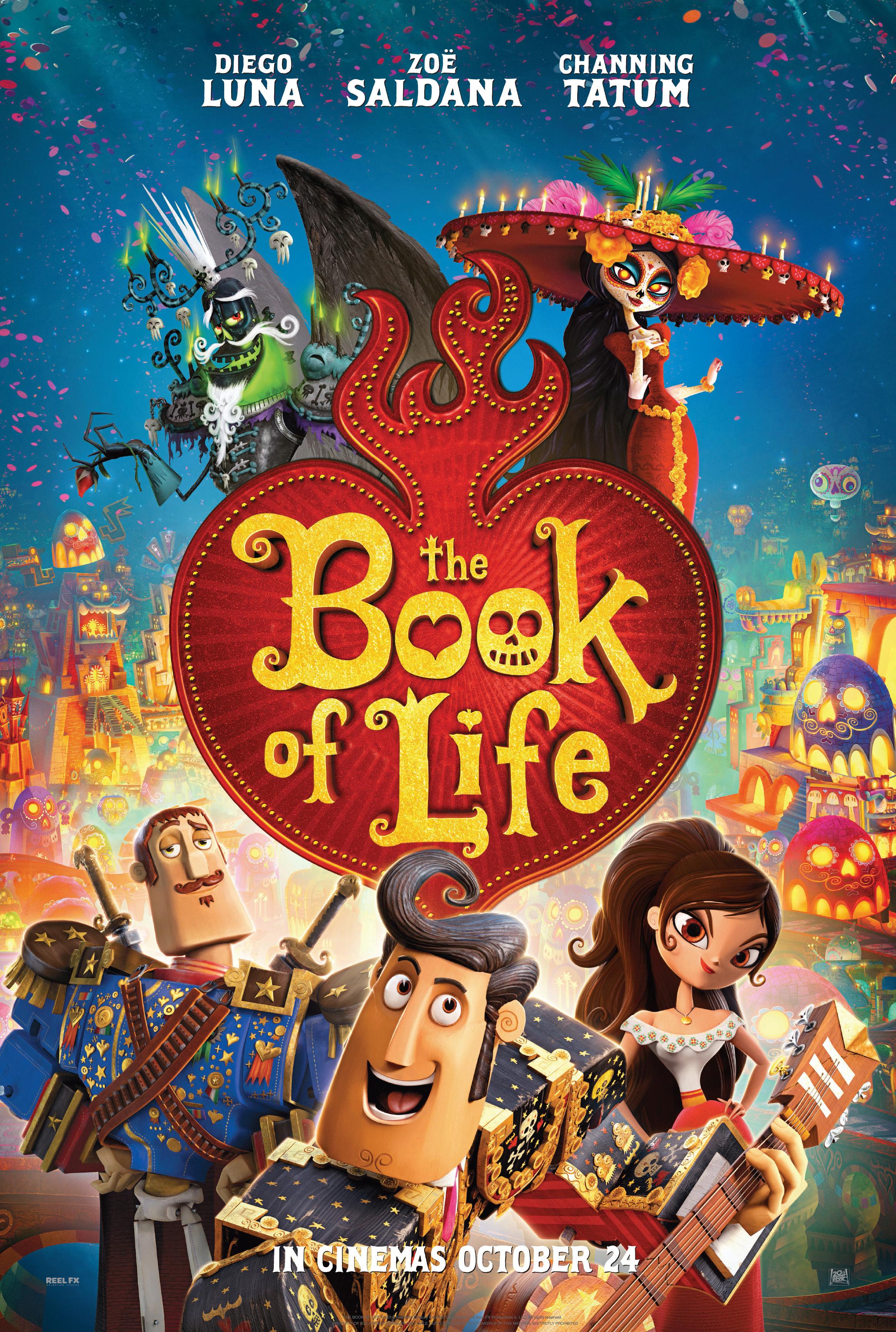 Книга Жизни: Дополнительные материалы - The Book of Life- Bonuces