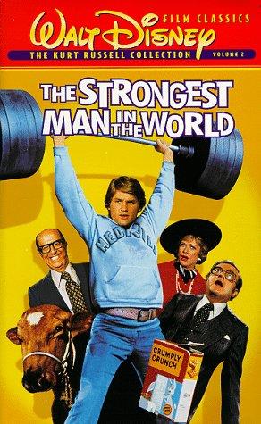 Самый сильный человек в мире - The Strongest Man in the World