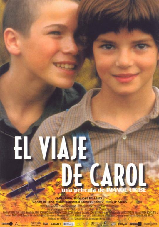 Путешествие Кэрол - El viaje de Carol