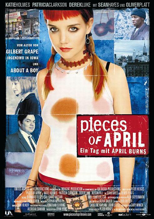 Праздник Эйприл - Pieces of April