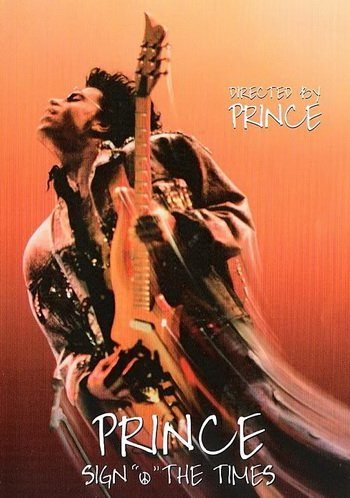 Prince - Sign 'O' The Times. Live In Concert 1987