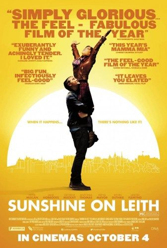Солнце над Литом - Sunshine on Leith