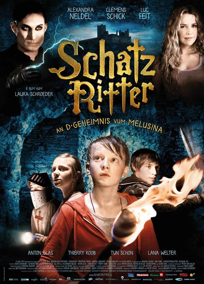 Сокровища рыцарей: Тайна Милюзины - Schatzritter