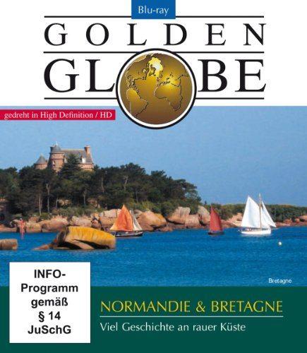 Золотой Глобус: Нормандия и Бретань - Golden Globe- Normandy & Brittany
