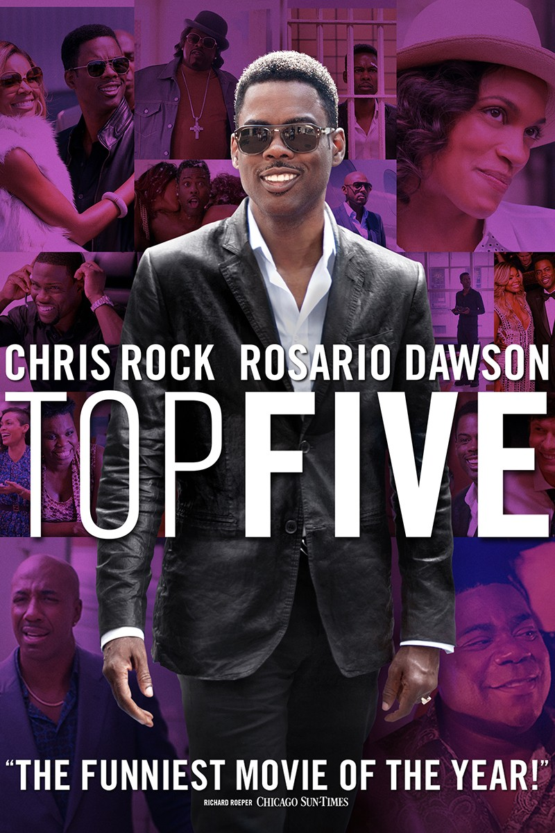 Топ-5: Дополнительные материалы - Top Five- Bonuces
