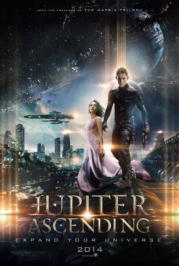 Восхождение Юпитер: Дополнительные материалы - Jupiter Ascending- Bonuces