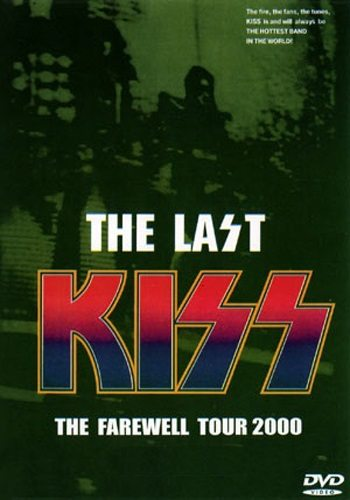 KISS - The Last Kiss. Last Farewell at Meadowlands NJ