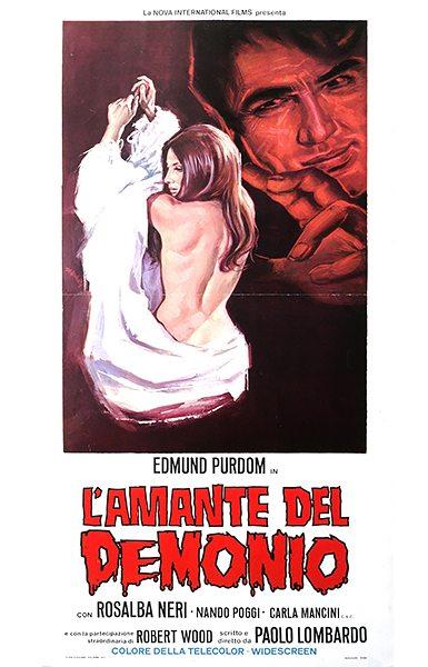 Возлюбленная Дьявола - L'amante del demonio