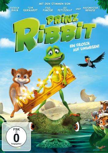 Мистер Квак - Ribbit