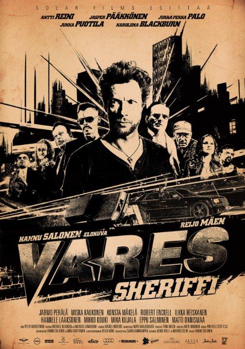 Варес – шериф - Vares Sheriffi
