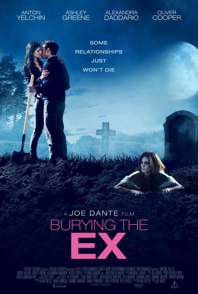 Моя девушка – зомби - Burying the Ex
