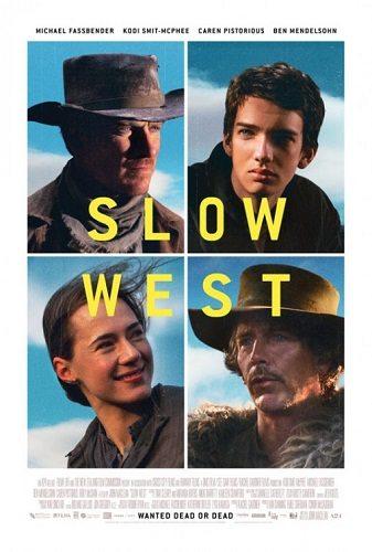 Медленный Запад - Slow West