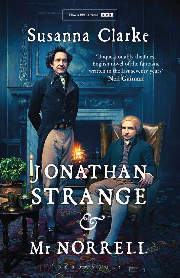 Джонатан Стрендж и мистер Норрелл - Jonathan Strange & Mr Norrell