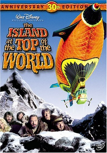 Остров на вершине мира - The Island at the Top of the World