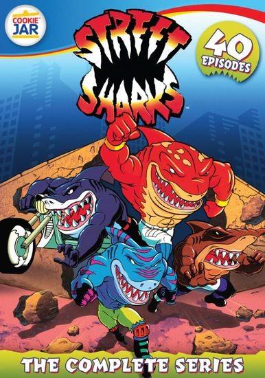 Уличные акулы - Street Sharks