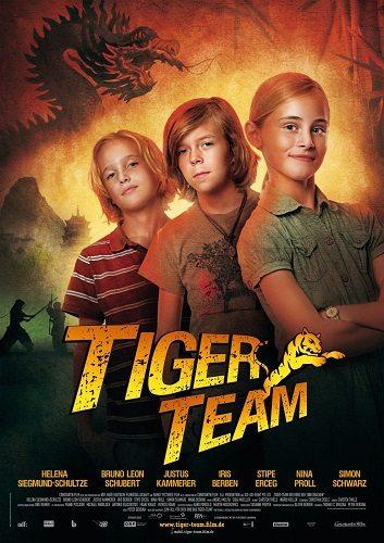 Команда Тигра и гора 1000 драконов - Tiger Team - Der Berg der 1000 Drachen